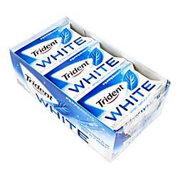 Trident White Peppermint Sugar Free Gum