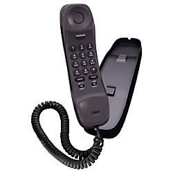 Uniden Corded Basic Phone Black