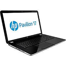 HP Pavilion 17 e100 17 e118dx