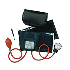 Medline Neoprene Handheld Aneroid Large Adult