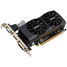 MSI N750Ti 2GD5TLP GeForce GTX 750