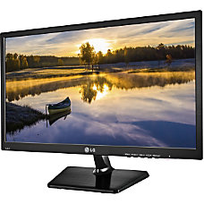 LG 19M37D B 19 LED LCD