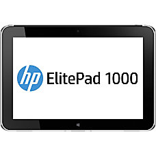 HP ElitePad 1000 G2 Rugged 128