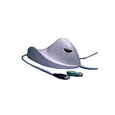 Designer Appliances Quill Mouse White Ergonomic
