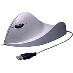 AirO2bic Mouse White Ergonomic PC Mac