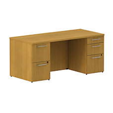 BBF 300 Series Double Pedestal Desk