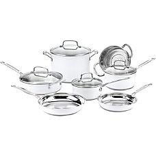 Cuisinart Chefs Classic CSMW 11G Cookware