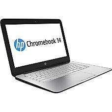 HP Chromebook 14 G1 14 169