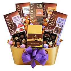 Givens Gift Basket Grand And Golden