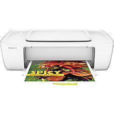 HP Deskjet 1112 Inkjet Printer Color