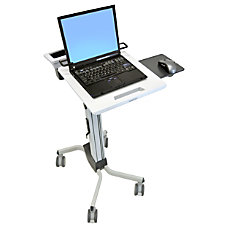 Ergotron Neo Flex Metal Laptop Cart