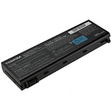 Toshiba Primary 8 Cell Notebook Battery