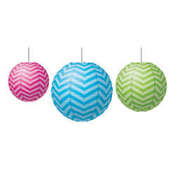 Teacher Created Resources Paper Lanterns Chevron