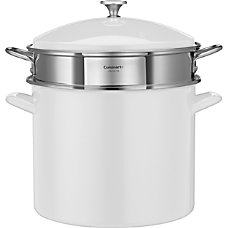 Cuisinart 20 Quart Stockpot With Steamer