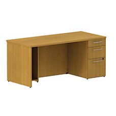 BBF 300 Series Single Pedestal Desk