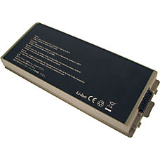 V7 Replacement Battery DELL LATITUDE D810