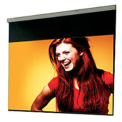 Draper Luma spring roller projection screen