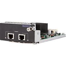 HP 51305510 10GBASE T 2 port