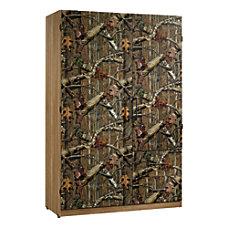 Sauder Wood Wardrobe Storage Cabinet 1