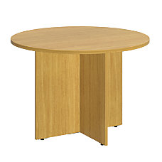 Bush Business Furniture Conference Table Round