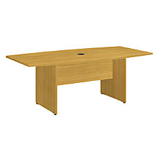 Bush Business Furniture Conference Table Boat