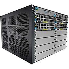 HP 5406 8p 10GBASE T 8p