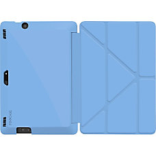 rOOCASE Slim Shell Origami Carrying Case
