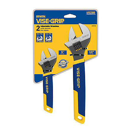 Irwin Adjustable Wrench Home Depot