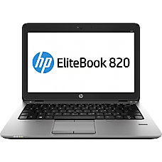 HP EliteBook 820 G2 125 LED