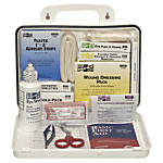 25 Person Plastic Industrial First Aid