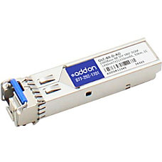 AddOn Cisco GLC BX D Compatible