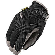 PADDED PALM GLOVE BLACKMEDIUM
