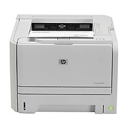 HP LaserJet P2035 Monochrome Laser Printer