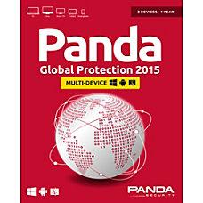 Panda Security Global Protection 2015 3