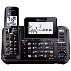 Panasonic KX TG9541B DECT 60 Digital