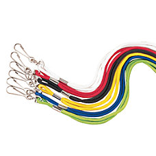 Champion Sports Lanyards Assorted Pack Of