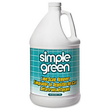 Simple Green Lime Scale Remover Liquid