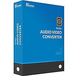 Stellar Audio Video Converter Mac Download