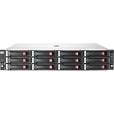 HP StorageWorks D2600 Hard Drive Array