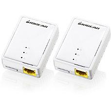 IOGEAR Powerline Nano Ethernet Bridge Kit