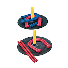 Champion Sports IndoorOutdoor Horseshoe Set