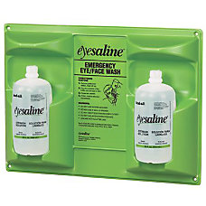 EYESALINE DOUBLE 32 OZWALL STATION