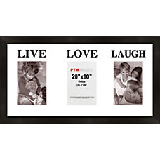 PTM Images Photo Frame Live Love