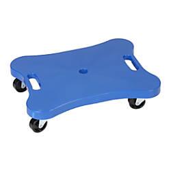 Champion Sports Plastic Scooter Board 16