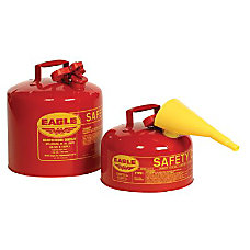 2 GAL SAFETY CAN SP1