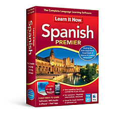 Learn It Now Spanish Mac Download
