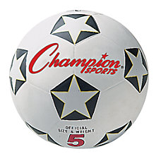 Champion Sports Soccer Ball Size 5