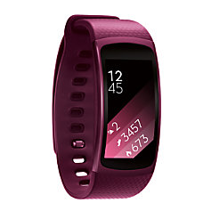 Samsung Gear Fit2 Smartwatch Small Pink