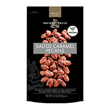 Squirrel Brand Salted Caramel Pecans 35