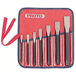 PROTO 7 Piece Chisel Set
